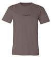ESSENTIAL T-SHIRT - TAUPE