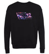 LIGHTNING CREWNECK - BLACK