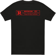 R-Rated Tee BLACK