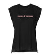 Women's Gym Tee Black