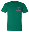 Signature Tee Kelly Green
