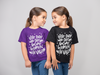 Little Girls Who Dream Become Women With a Vision Youth Tee Shirt