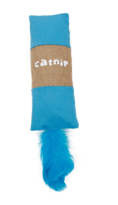 Feather Catnip Toy
