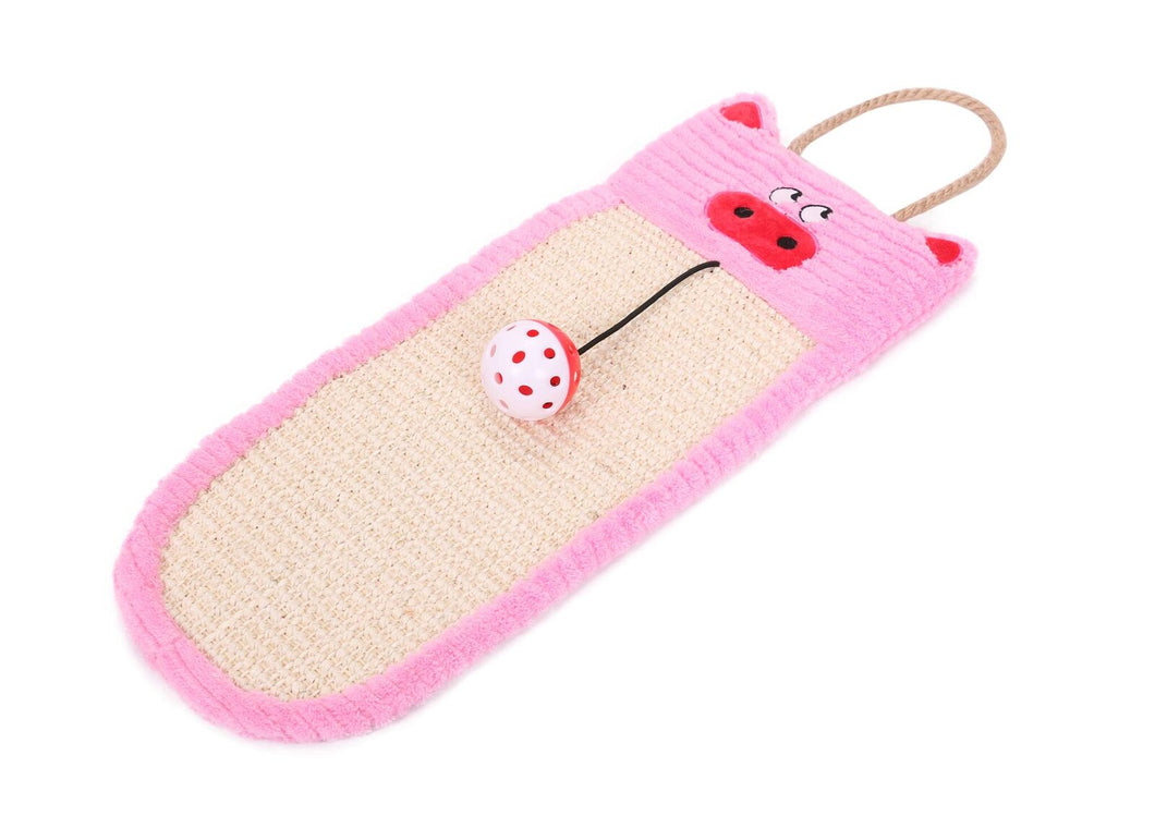 Pig Cat Scratching Mat