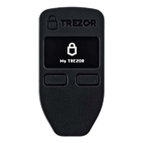Trezor One Cryptocurrency Hardware Wallet