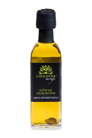 OLIVE OIL WITH WHITE TRUFFLE