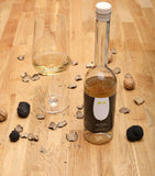 WHITE WINE WITH TRUFFLES