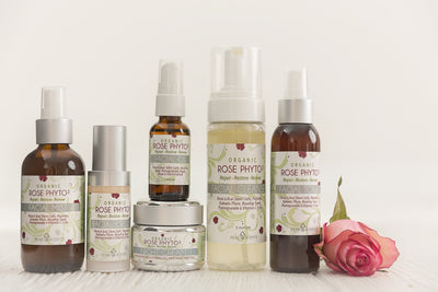 Keelyn's story: Rose Phyto³ heals her sensitive skin
