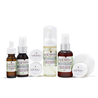 Brands,Face,Gifts & Sets,New Products,Sale,Popular - Organic Rose Phyto³ - Travel Kit
