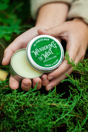 Juniper & Vetiver All Purpose Balm