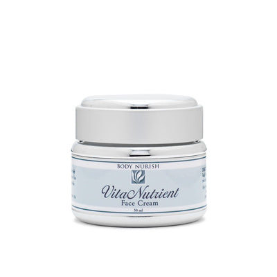 Shop,Brands,Face - Body Nurish VitaNutrient Face Cream