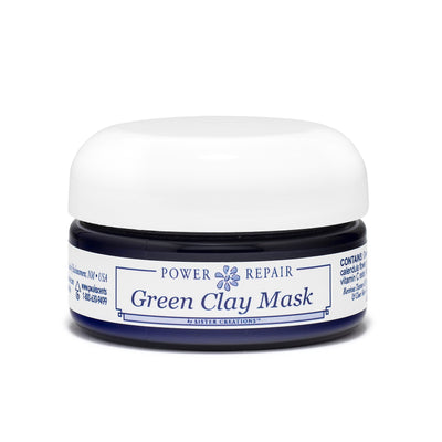Shop - Power Repair Green Clay Mask & Exfoliant