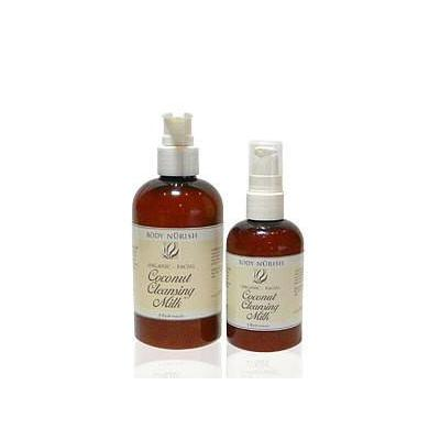 Shop,Product,Cleansers - Body Nürish Organic Coconut Cleansing Milk