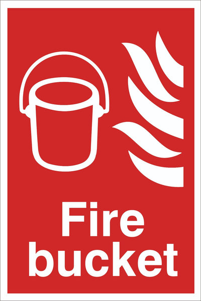 Fire Blanket Sign, Self Adhesive Vinyl, 1mm PVC, 5mm Correx Board
