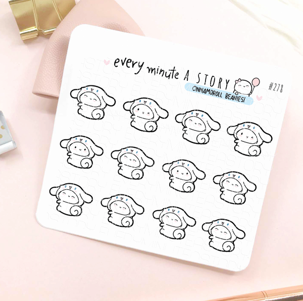 Hello Kitty and Friends planner stickers | Limited Edition