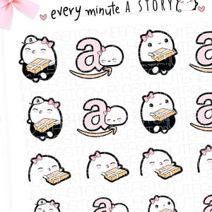 Amazon shopping parcel planner Stickers
