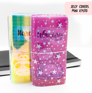 Jelly Covers for MINI Kyu-to Monthlies Insert | Limited Stock!!
