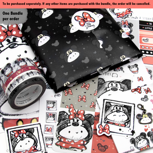 Mickey Minnie bundle | LIMITED STOCK!! One per order LIMIT!