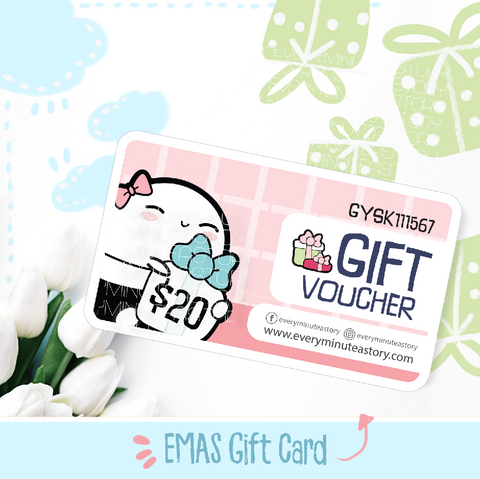 EMAS Store Online Gift Card