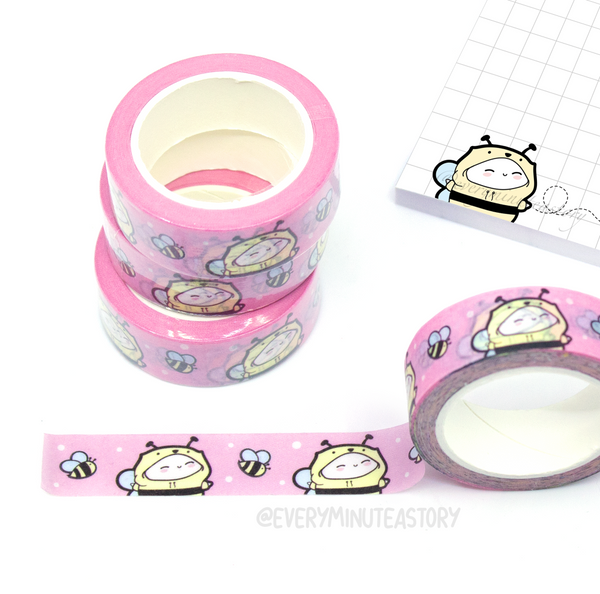 Limited Stock! Bee-nie Washi-LOW STOCK!