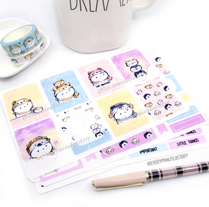 Original Painted Dreams Beanie kit- mini and full kit