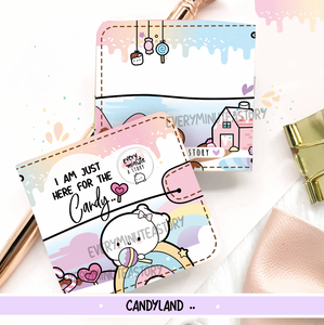 Candy Land Sticker book and Jelly cover add on- LIMITED STOCK!
