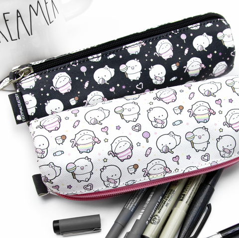Candy land Beanie pencil pouch, pencil case | LIMITED STOCK!