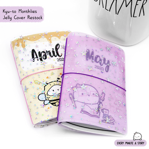 Jelly Cover for Kyu-to Monthlies Insert | Limited Stock!!