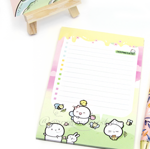 Simply sweet Beanie notepad | -Limited Stock!