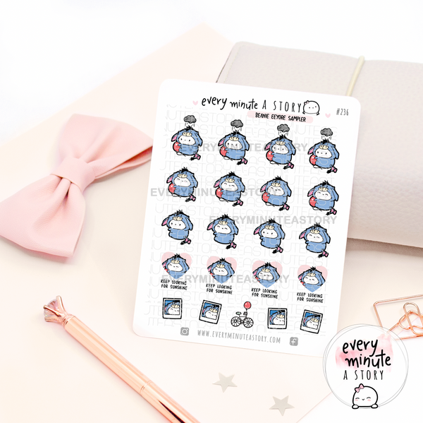 Winnie the Pooh and Friends planner stickers | Limited Edition