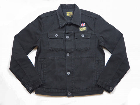 Black Bull Denim Jacket