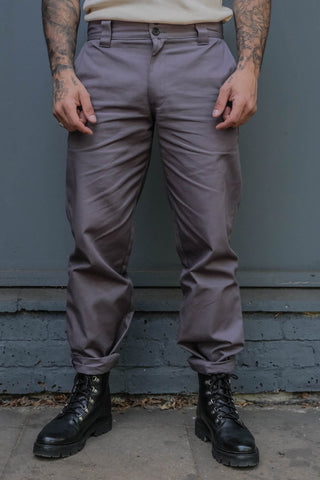 English Prison Trouser Grey