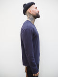 English Long Sleeve - Navy