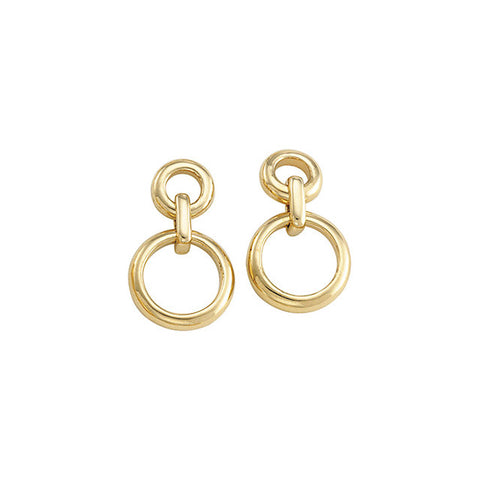 Fashion Circles Earrings