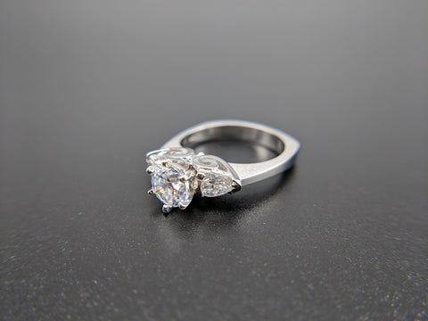 Galatea Diamond Ring
