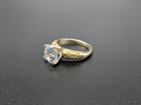 Alishan Diamond Ring