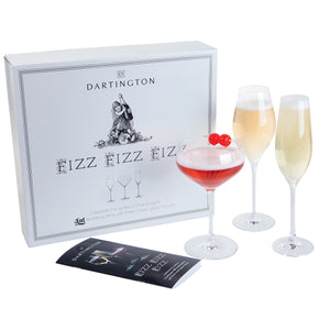 Fizz Fizz Fizz - Dartington Crystal