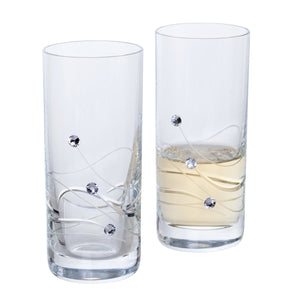 Glitz Shot Glasses (Pair) | Dartington Crystal