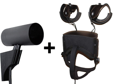 Mounting Bundle for Oculus Rift