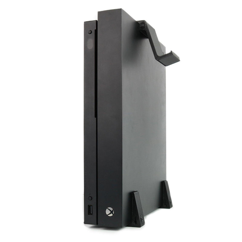 Vertical Simple Feet & Console Controller Mount Bundle for Xbox