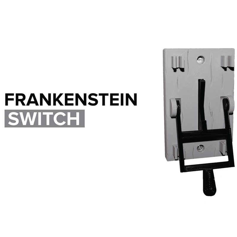 Frankenstein Switch Plate Cover