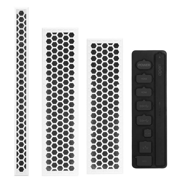 Dust Proof Cover & Mesh Kit for Xbox One S