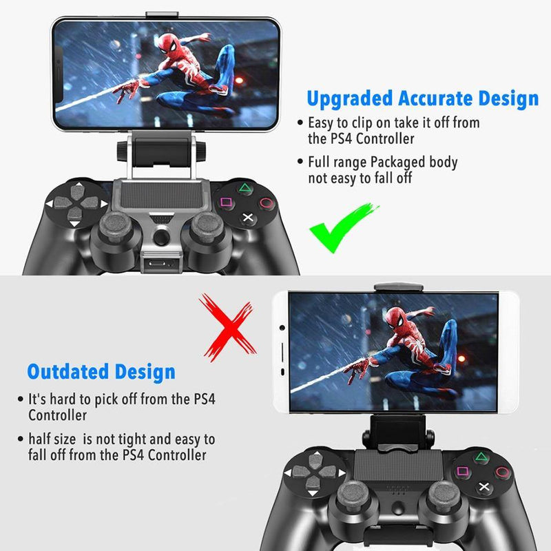 Simple Bracket for PS4 Controller