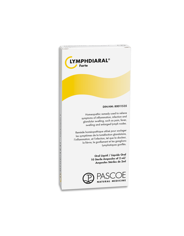 Pascoe-Lymphdiaral-Forte