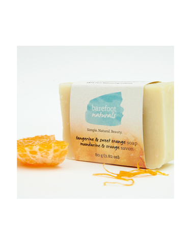Barefoot-Naturals-Tangerine-Sweet-Orange-Soap