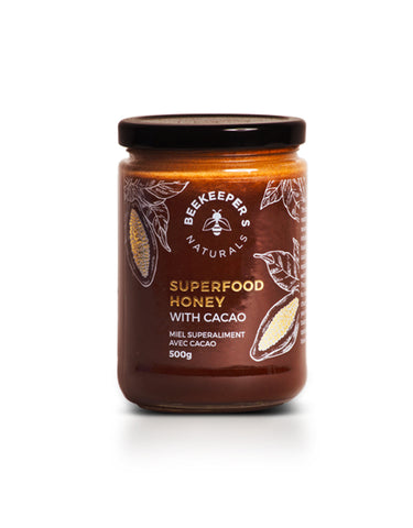 Superfood Honey with Cacao