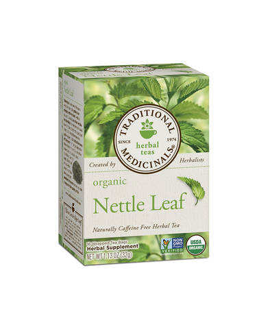 Traditional Medicinals Organic Nettle Tea
