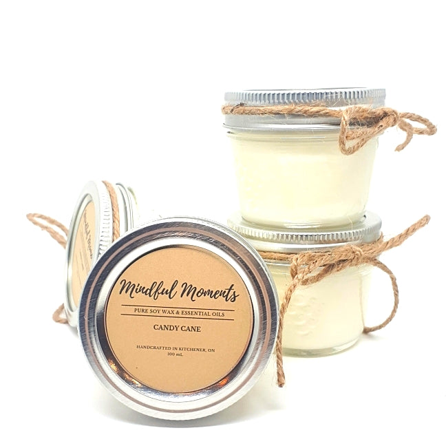 Mindful Moments Natural Soy Wax Candles
