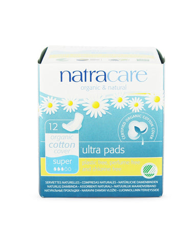 Organic Cotton Ultra Pads