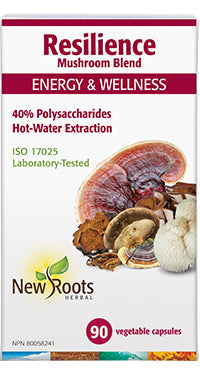 New Roots Resilience Mushroom Blend